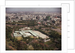 Aerial of Japanese Imperial Palace by Corbis