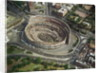 Colosseum in Rome by Corbis