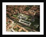 Piazza del Duomo in Pisa by Corbis