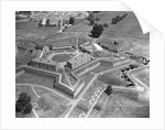 Aerial View of Fort McHenry by Corbis