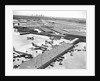 Airplanes at Airport Terminals by Corbis