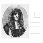 Engraving of Francesco Redi by Corbis
