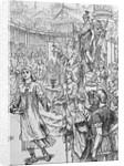 Constantine the Great Dedicating Constantinople by Corbis