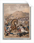 Battle of Moscow, 1812 by Corbis
