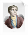 Franz Liszt as a Boy by Corbis