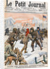 Dans les Regions Antarctiques Le Docteur Otto Nordenskjold Retrouve Magazine Cover of Le Petit Journal by Corbis