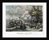Debarquement a l'Ile de Malte Illustration in Victoires et Conquetes des Armees Francaises by Corbis
