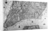 Map of Early New York City by Corbis