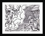 Devil Appearing by Corbis