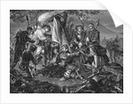 Zwingli's Death at Kappel by Corbis