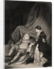 Henry VIII Reclining with Catherine Parr Nearby by Corbis