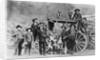 Buffalo Bill Cody's Wild West Troupe by Corbis