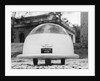 Driveway Display of Imagined Future Automobile by Corbis