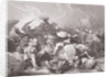Mounted Soldiers Clashing by Corbis