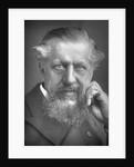 Portrait of Sir Edwin Arnold by Corbis