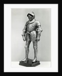 Display of a Knights Armor by Corbis