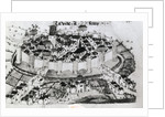 French Medieval Town by Corbis