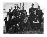 Colored Infantry Posing Together by Corbis