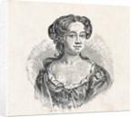 Portrait of Aphra Behn by Corbis