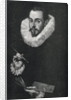 Portrait of Spanish Artist El Greco by Corbis
