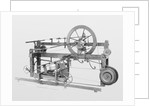 Replica of a Spinning Mule by Corbis