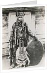 Northern Siberian Tribesman by Corbis