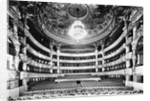 Auditorium of Paris Opera by Corbis