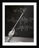 Equation on Blackboard by Corbis