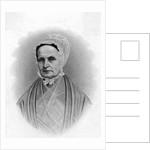 Illustrated Portrait of Lucretia Mott by Corbis