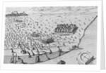 Illustration of Battle of Breitenfield by Corbis