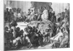 Alexander the Great's Marriage Feast by Corbis
