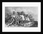 Captain May's Charge at Resaca de la Palma by Corbis