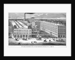 Illustration of Carriage Factory by Corbis