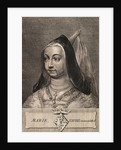 Portrait of the Mother of Philip I by Corbis