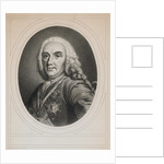 Engraving of Philip V, King of Spain by Corbis