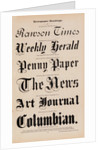 Examples of Typography by Corbis