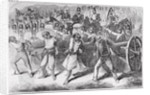 British Executing During Sepoy Revolt by Corbis