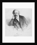 French Artist Daguerre in Studious Pose by Corbis