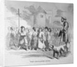 Crusader Boys Beginning March by Corbis
