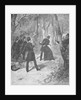 Woman Fainting During Duel by Corbis