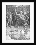 Soldiers Charging by Corbis
