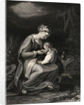Hagar and Ishmael Illustration by Corbis