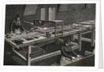 """Illustration of """"Apparatus for Coating Gelation-Bromide Plates"""" by Corbis"""