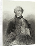 Portrait of George-Louis Leclerc de Buffon by Corbis