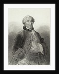 Portrait of George-Louis Leclerc de Buffon by Corbis