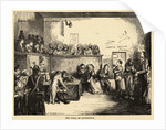 Illustration from Tale of Two Cities by Charles Dickens by Corbis