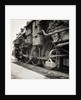 Oil Powered Southern Pacific Locomotive Wheels by Corbis