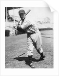 Baseball Player Bill Terry in Batting Stance by Corbis