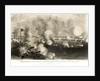 Water Battle Scene by Corbis
