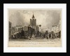 Illustrated View of Church by Corbis